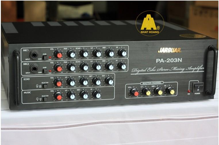 Amply Jarguar 203N Nhat Hoang Audio