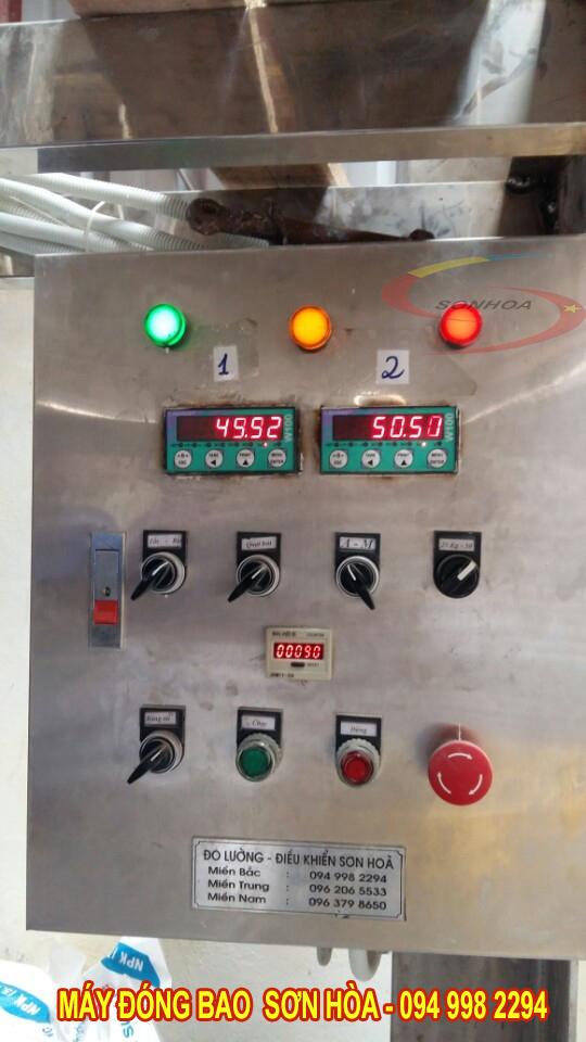 Bảng điều khiển điện tử máy đóng bao