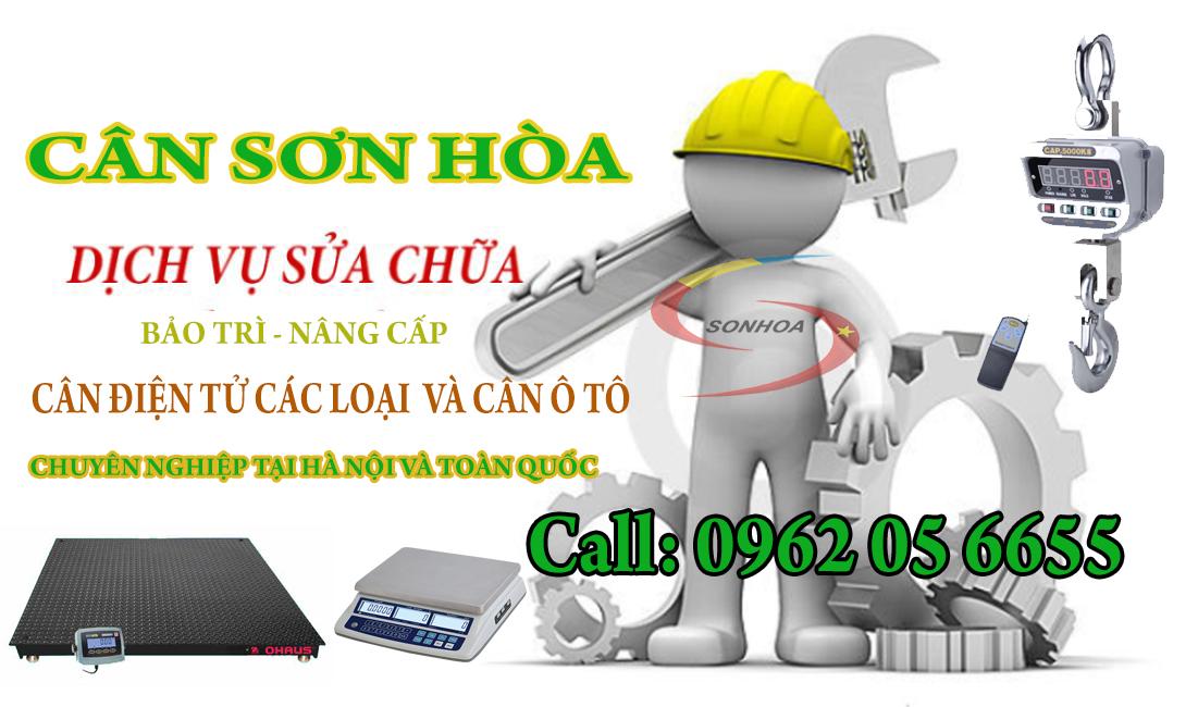 dịch vụ sửa cân điện tử - sửa chữa cân ô tô tại hà nội