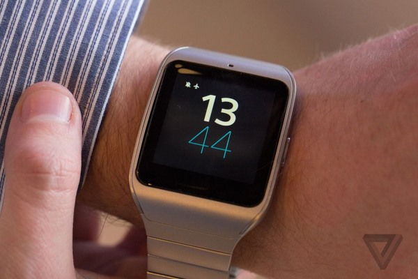 sony smartwatch 3 day sat
