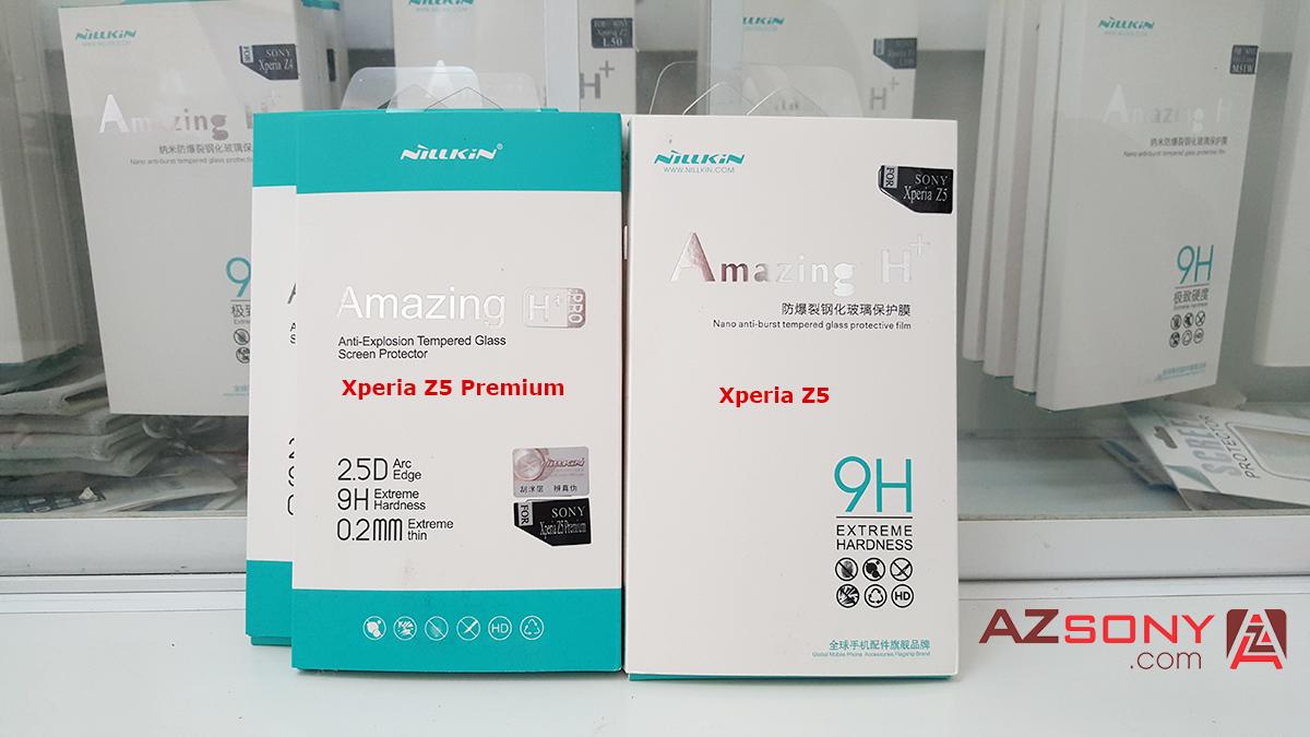 dán cường lực cho xperia Z5 và z5 premium