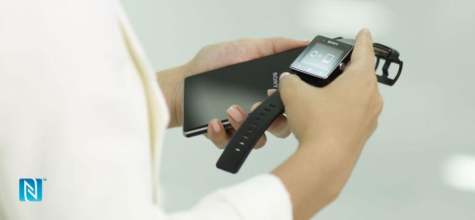 kết nối NFC