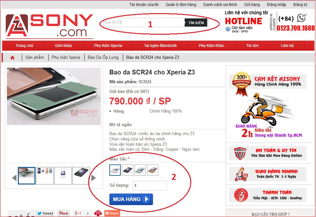 Sony chính hãng