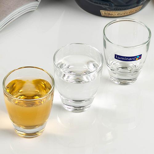 Ly rượu thuỷ tinh Luminarc Gin Shot 30ml 16160