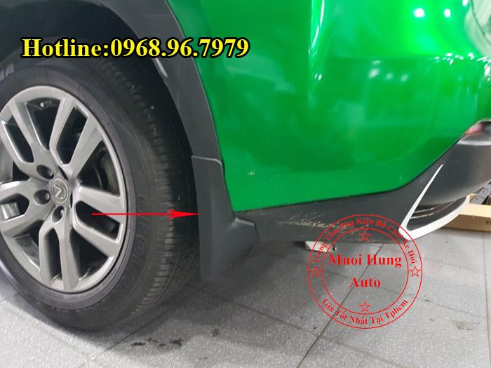 Chắn Bùn Cho Xe Lexus NX300T Chính Hãng 01