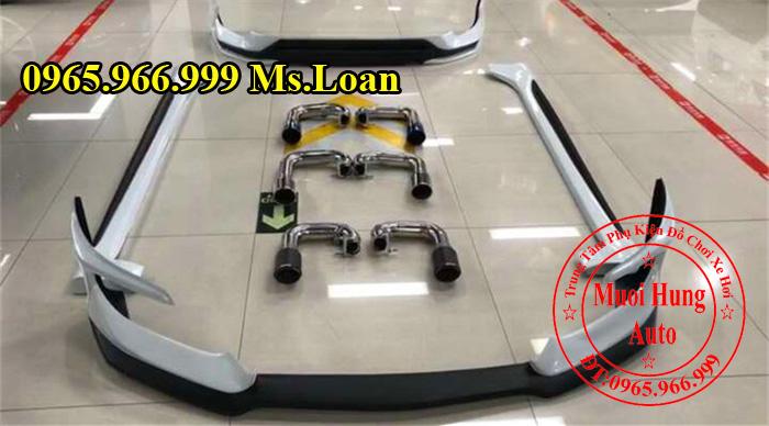 Độ Body Kit Honda Civic 2017 Cao Cấp 01