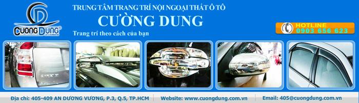 Công Ty Phụ Kiện Đồ Chơi Xe Hơi Cường Dung Auto