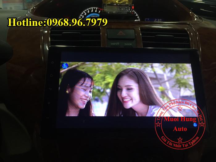 Màn Hình DVD Zulex Cho Xe Suzuki Swift 03
