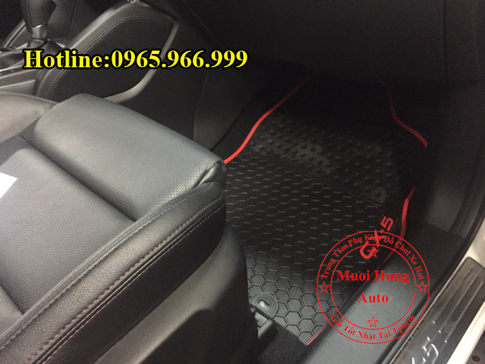 Thảm Lót Sàn Cao Su 3D Mazda CX5 01