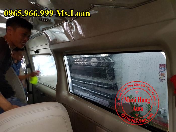 Dán Phim Cách Nhiệt Cho Ford Transit Uy Tín 05