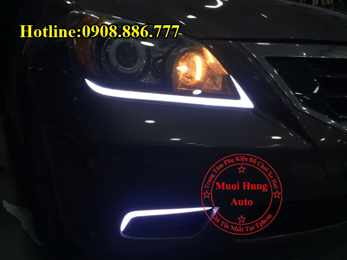 Độ Đèn Bi Xenon Honda Odyssey Tại Tphcm 01