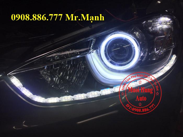 Độ Đèn Led Cho Mazda CX5 Tại Tphcm