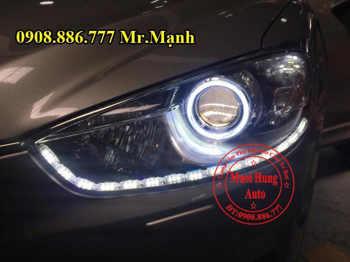 Độ Đèn Led Cho Mazda CX5 Tại Tphcm 01
