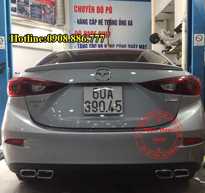 Độ Pô Cho Xe Mazda 3 Tại Tphcm 02