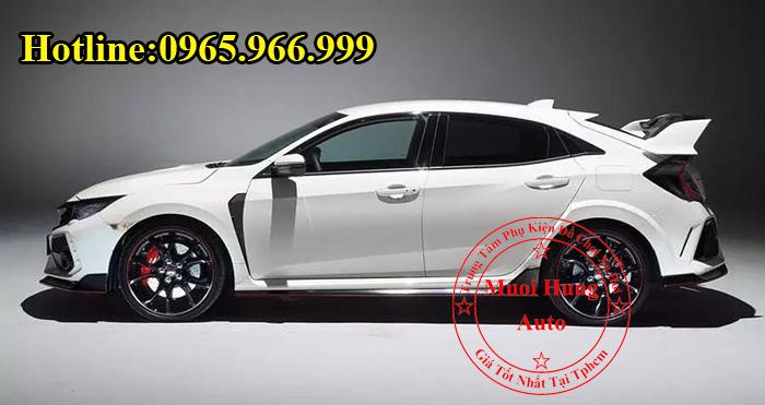 Lắp Body Kit Honda Civic 2016 Giá Rẻ 02