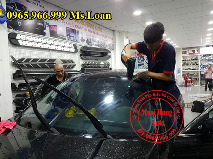 Phim Cách Nhiệt Chính Hãng Cho Lexus RX350 05