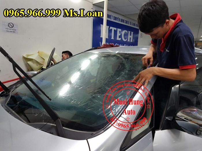 Phim Cách Nhiệt Chính Hãng Cho Lexus RX350 08
