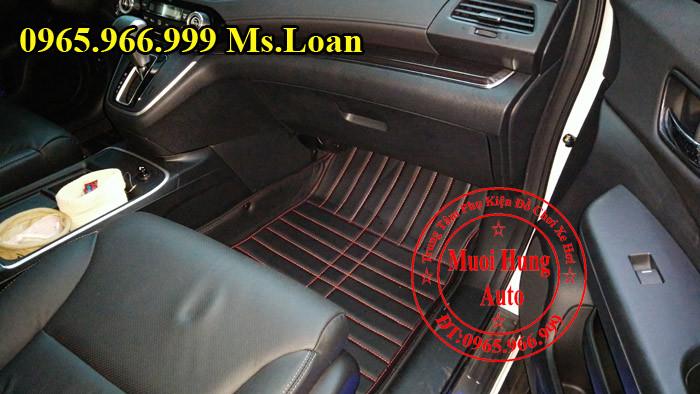 Thảm Lót Sàn Ô Tô 4D Xe Honda CRV 01