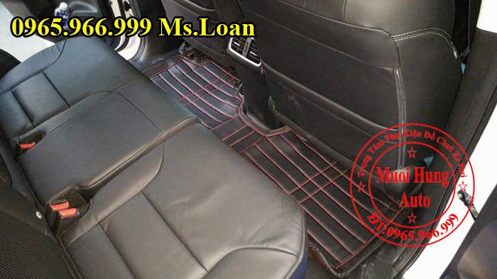Thảm Lót Sàn Ô Tô 4D Xe Honda CRV 02