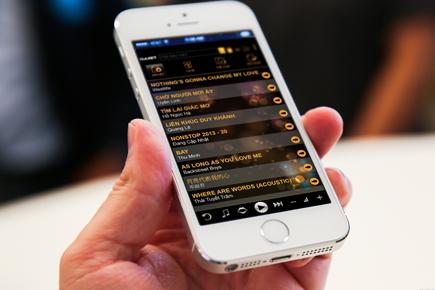 ứng dụng điều khiển đầu hanet hdair trên iphone