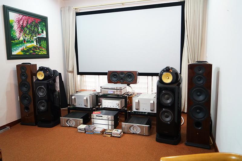 phòng nghe của audiohanoi