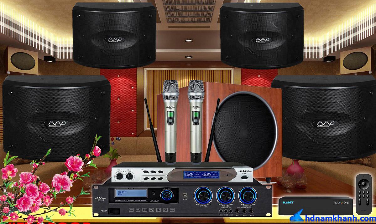 Loa karaoke, Dàn loa karaoke, Bộ loa karaoke gia đình, loa karaoke chuyên nghiệp.