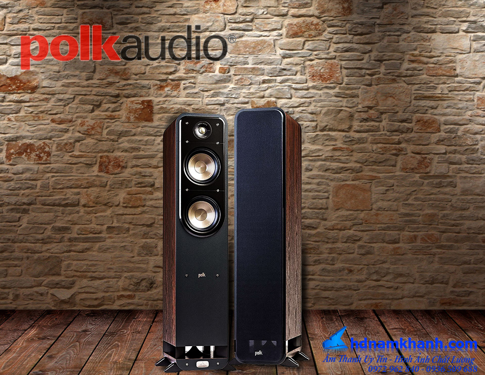 Loa Polk Audio S55 American Hifi Tower Speaker