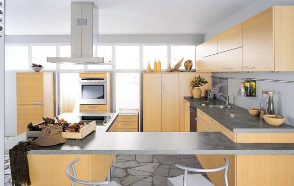 mẹo tối ưu hóa không gian phòng bếp
