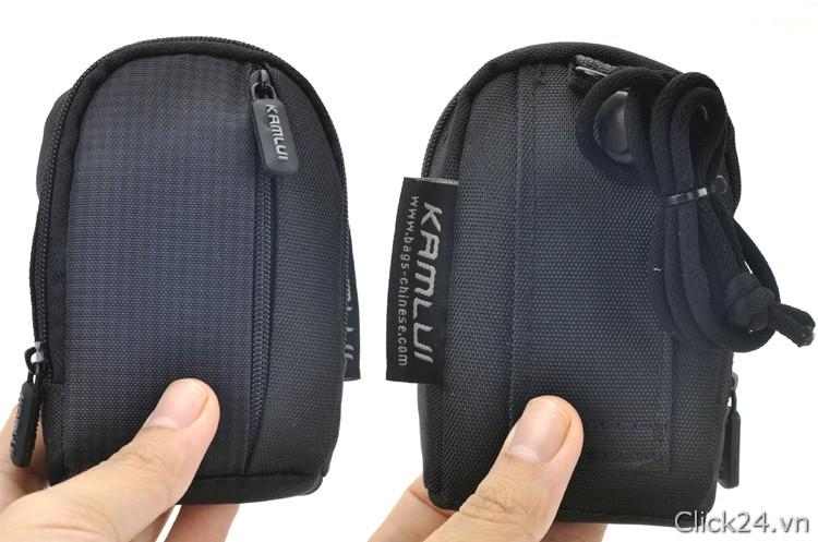 Bao máy ảnh mini màu sắc TMA2 Click24.vn