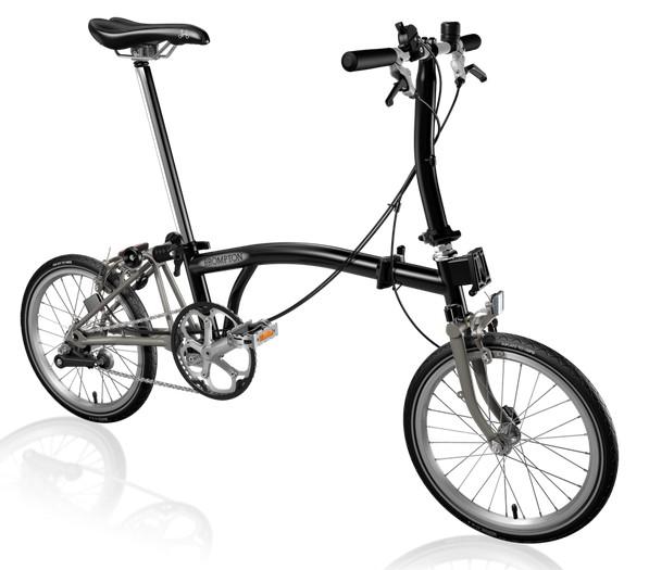Xe đạp gấp Brompton