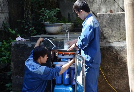 Cách sử dụng máy lọc nước RO đúng cách, hiệu quả cao