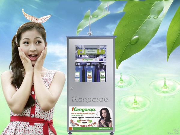 Đại lý Kangaroo tại Bắc Ninh, mua máy lọc nước Kangaroo giá tốt
