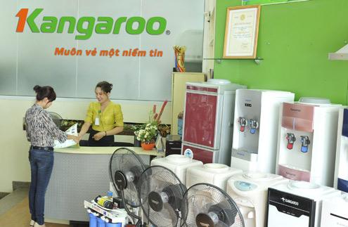Đại Lý Kangaroo Tại Hà Nội, Bán Máy Lọc Nước Kangaroo Giá Tốt