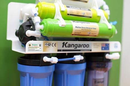Đại lý Kangaroo tại quận Ba Đình, bí quyết chọn mua máy lọc chuẩn