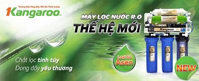 Đại lý Kangaroo tại Thái Bình, mua máy lọc nước Kangaroo ở Thái Bình