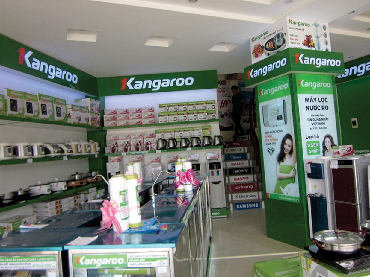 Đại lý Kangaroo tại TP.HCM, mua máy lọc nước Kangaroo chính hãng