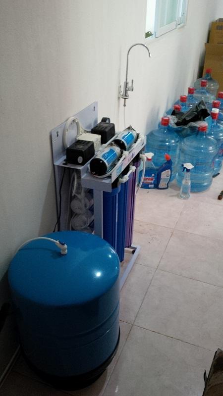 Máy lọc nước nhà hàng, khách sạn giá tốt nhất