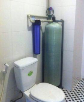 Hệ thống lọc nước đầu nguồn cho căn hộ chung cư