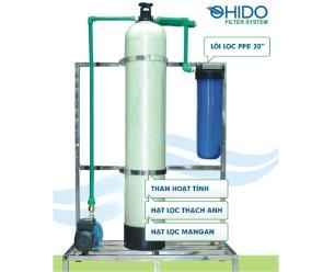 Lọc nước đầu nguồn gia đình, lọc nước thô đầu nguồn