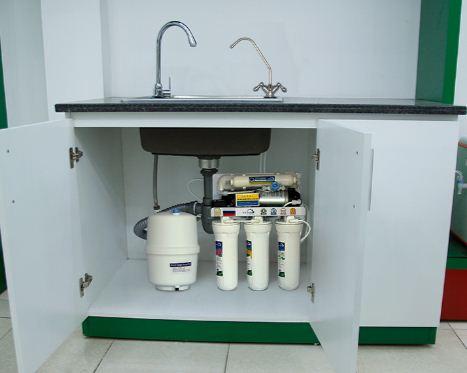 Máy lọc nước cho căn hộ chung cư dùng trong ăn uống
