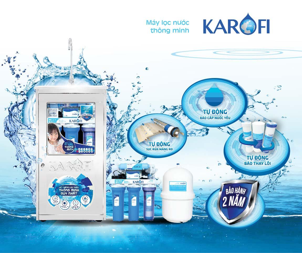 Máy lọc nước giếng khoan nào tốt nhất để ăn uống?