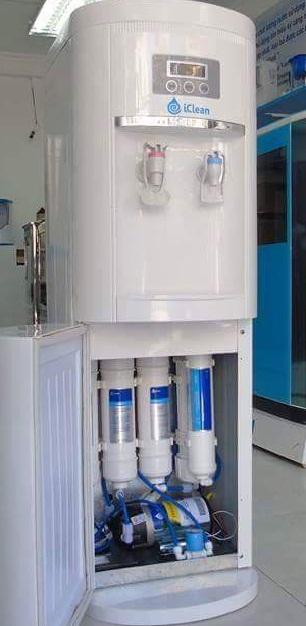 Máy Lọc Nước RO 2 Vòi iClean Làm Nóng Lạnh Nước Hiệu Quả