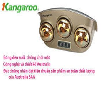 Mua đèn sưởi nhà tắm Kangaroo tốt nhất, phù hợp nhất