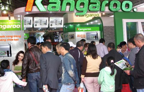 Người dân đua nhau tìm đại lý Kangaroo tại quận Từ Liêm