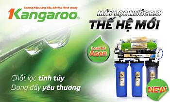 Lợi ích, ưu điểm của máy lọc nước Kangaroo