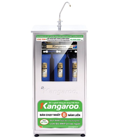 Máy lọc nước Kangaroo KG109 9 lõi có điểm gì tốt hơn?