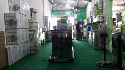 Đại lý máy lọc nước tại Vĩnh Phúc chuyên phân phối máy lọc nước chính hãng?