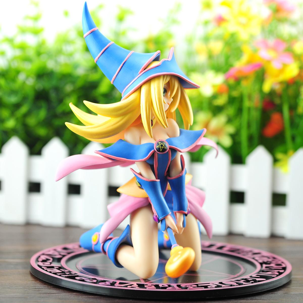 Yu-Gi-Oh! Duel Monsters - Dark Magician Girl (fake)