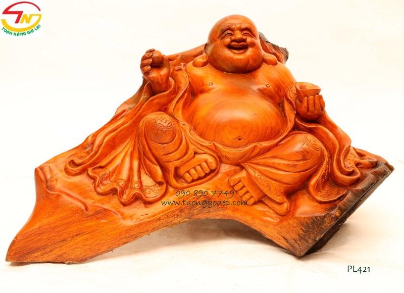 Tượng Phật Di Lặc như ý