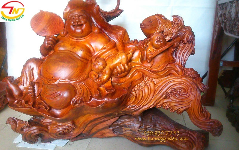 Phật Di Lặc và nhị phúc
